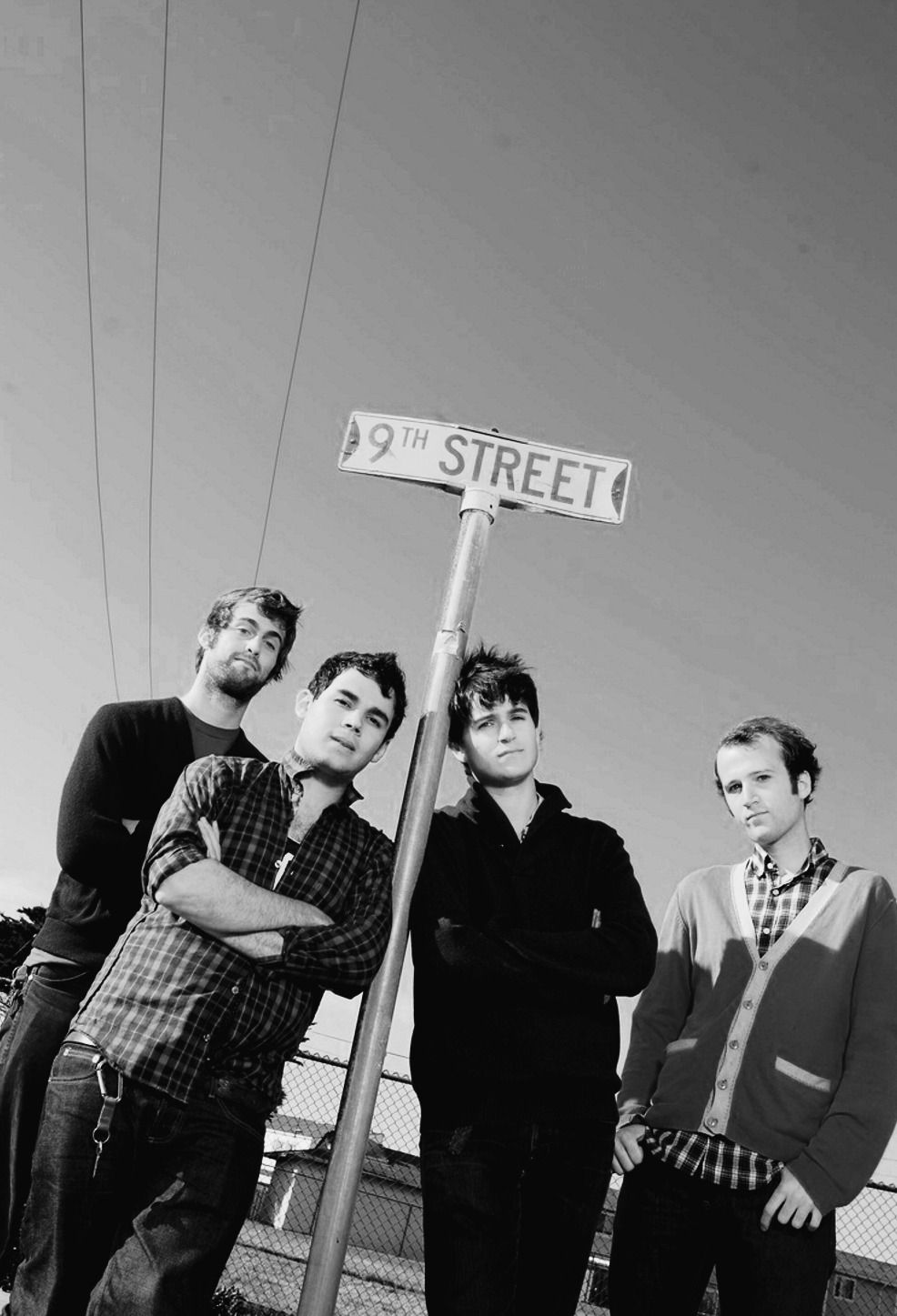 """Vampire Weekend - """"Every time I see you in the world, you always STEP to my girl"""""""