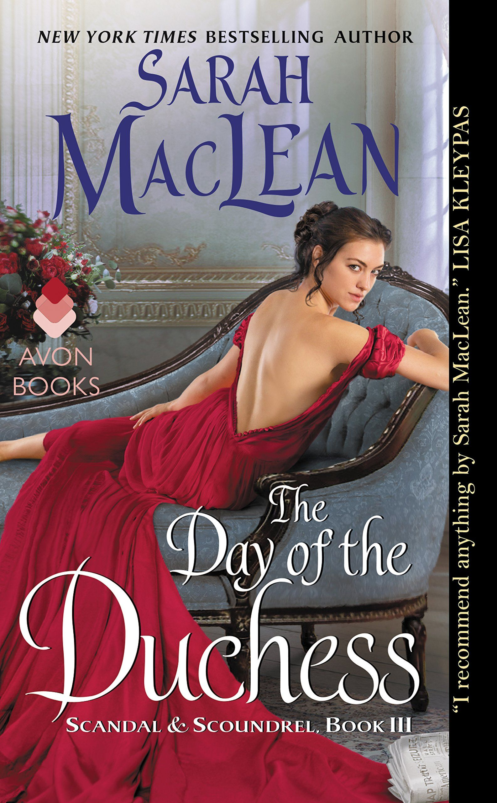 The Day Of The Duchess: Scandal & Scoundrel, Book Iii By Sarah Maclean