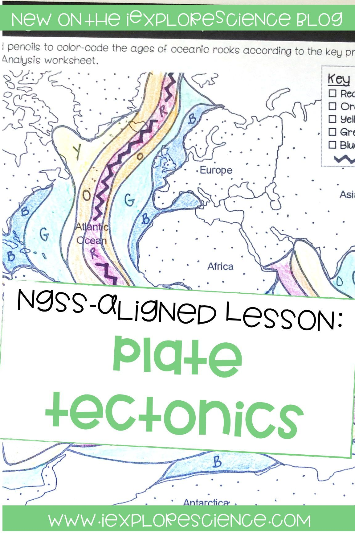 Plate Tectonics Age Is But A Number Until It S Evidence