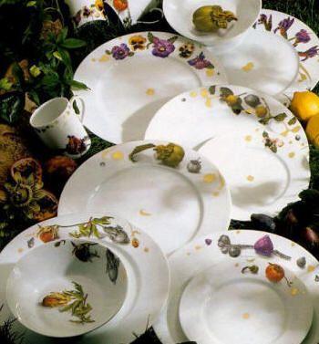 Dinnerware   Nall\'s Mediterranean Gold by Robert Haviland & C ...