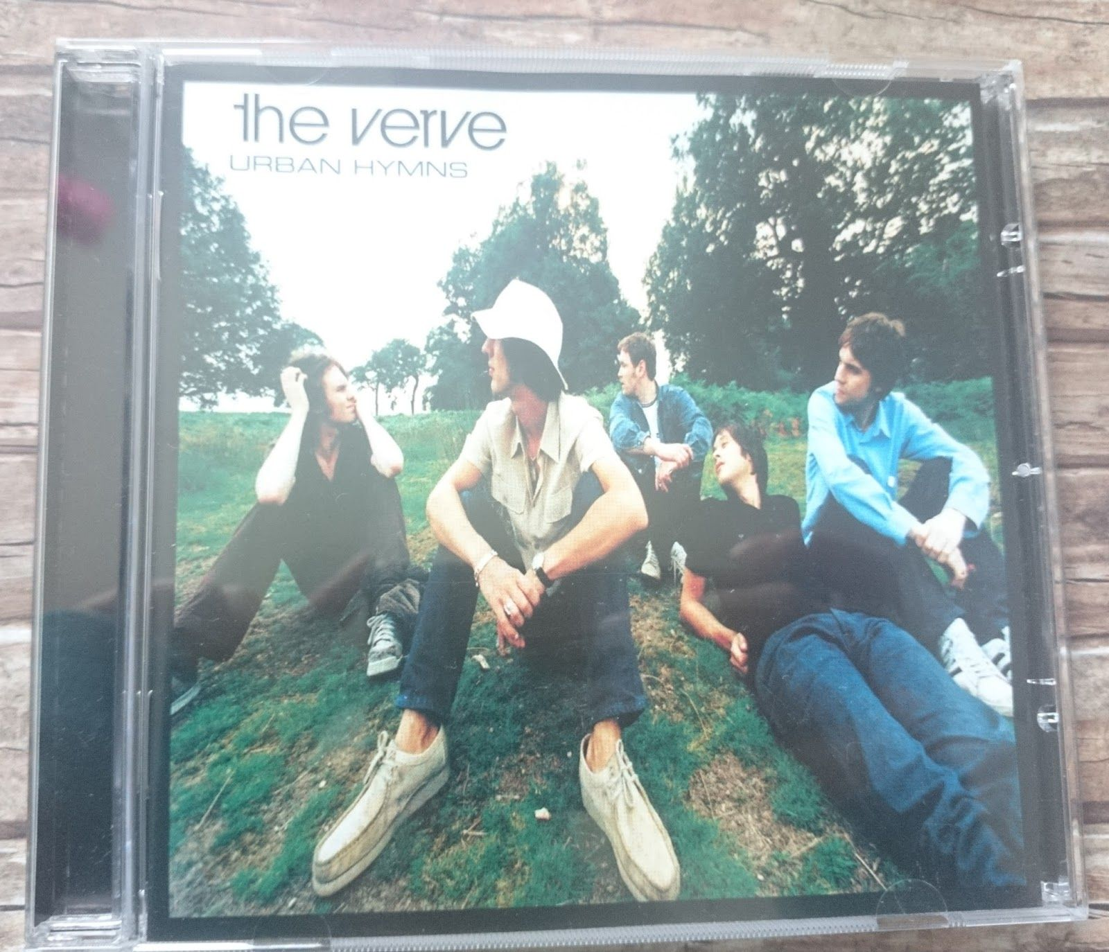 [Music Monday] The Verve - Urban Hymns