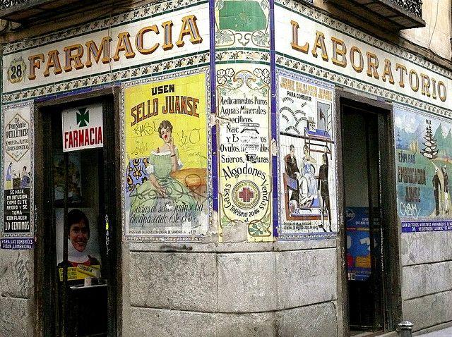 Farmacia Y Laboratorio Juanse Pharmacy And Laboratory Juanse San Vicente Vintage Store San Andres