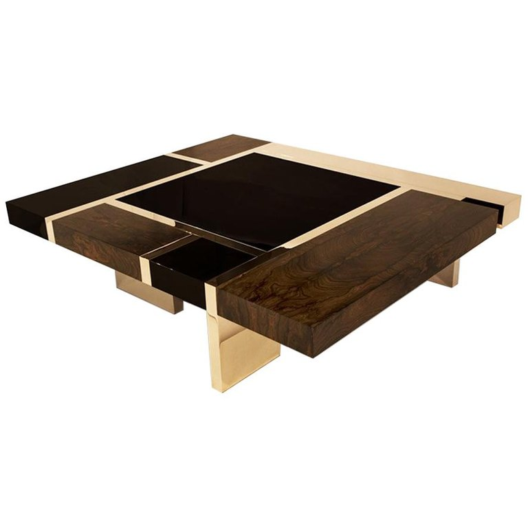 Biarritz Coffee Table By Hudson Bronze Coffee Table Hudson Furniture Coffee Table