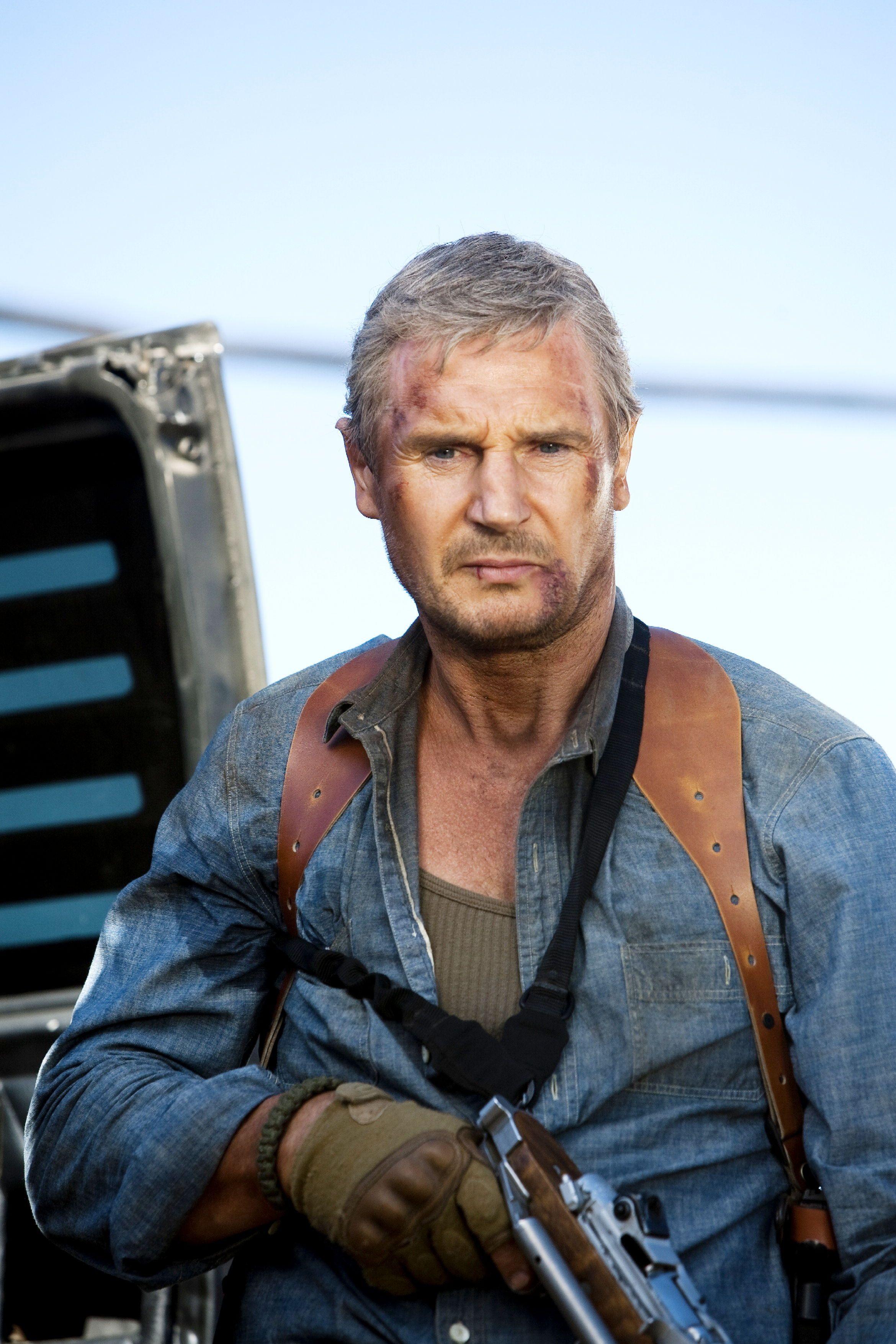 Colonel Hannibal Smith The A Team Com Imagens Liam Neeson