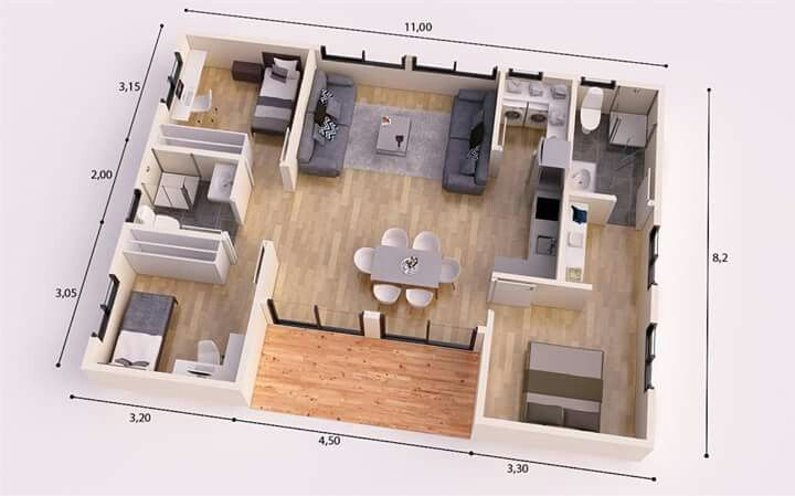 Model Rural Home Modern Style House Plans Sims House Design Building A Container Home