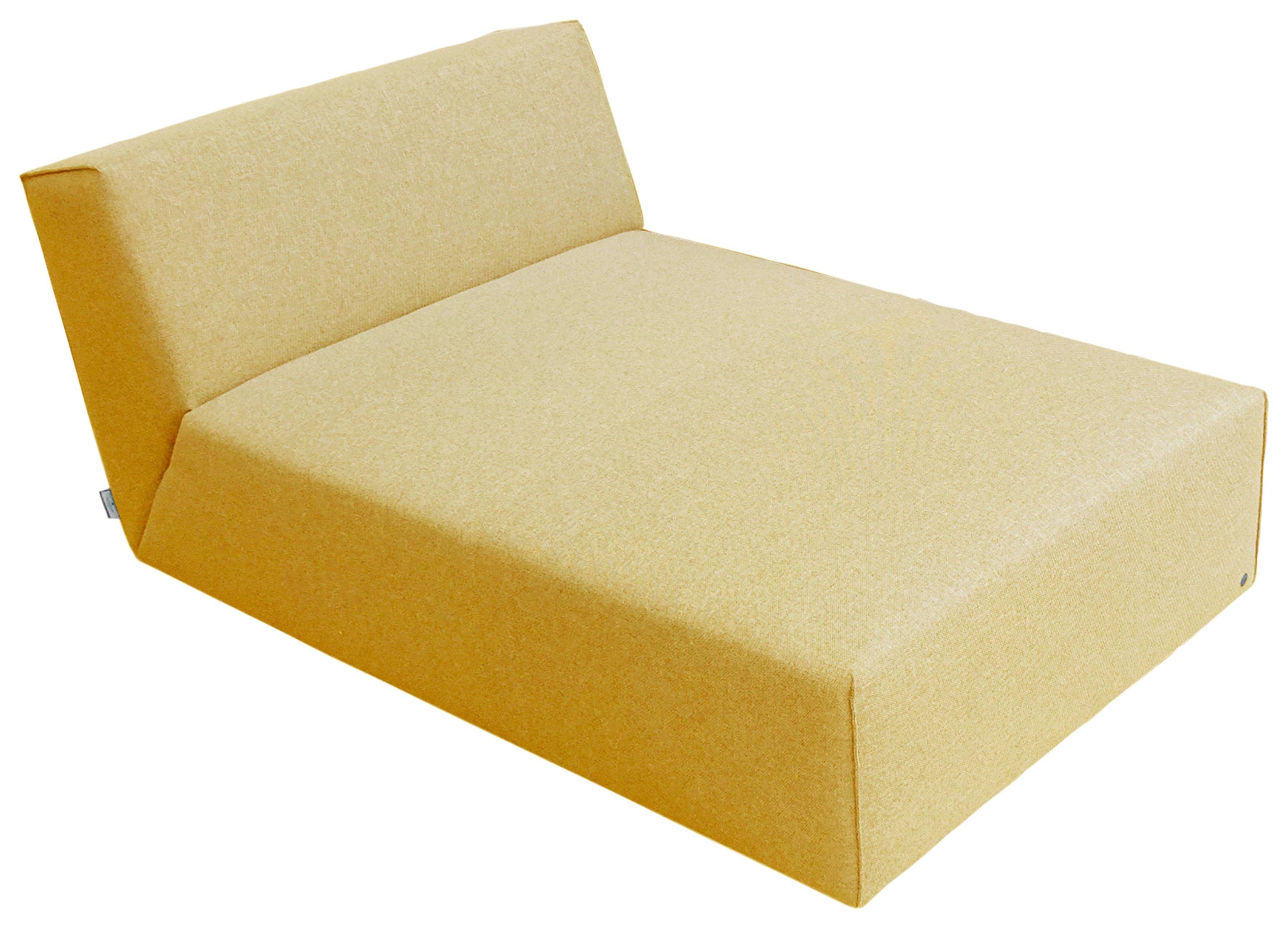 Tom Tailor Chaiselongue Elements Gelb Mit Bettfunktion Jetzt Bestellen Unter Https Moebel Ladendirekt De Wohnzimmer Sofas Recamieren Uid 3185 Chaiselongue