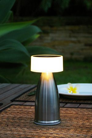 Kabellose Leuchte Owl 2 Akku Tischlampe Tischleuchte Lampe Lampen