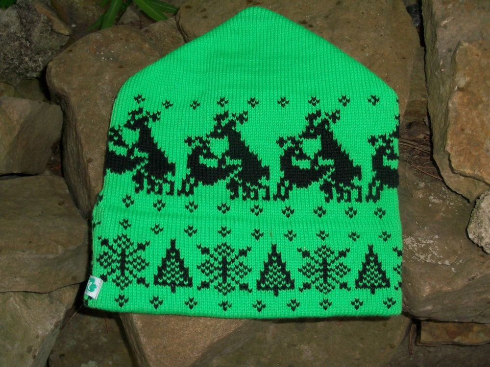 Original Moriarty Hat Moriarty Top Loving Reindeer New-Made in Stowe ... 2035f01c0567