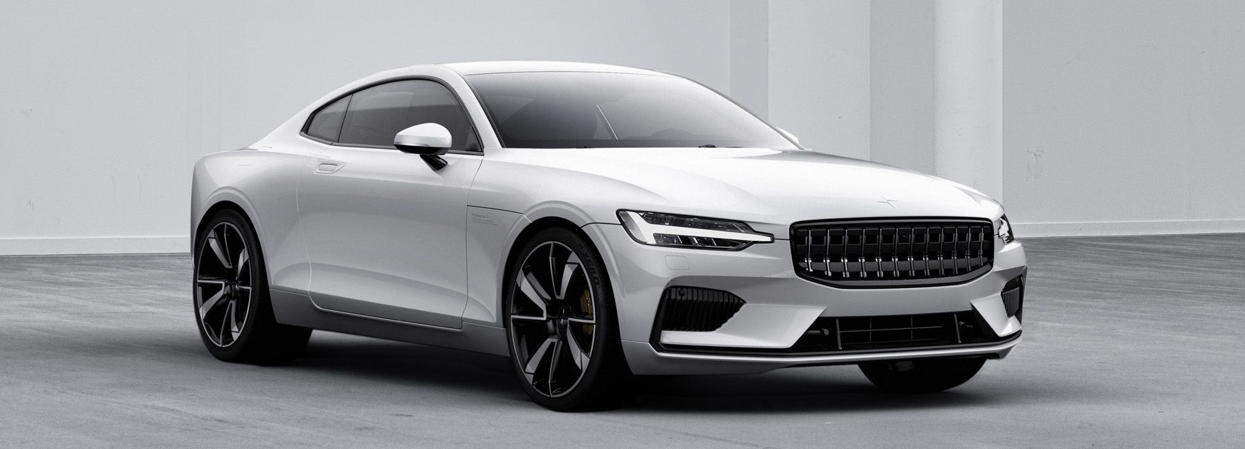 Polestar One Electric Car Is Volvo S Answer To High Performance Ev Volvo Cars Volvo Electric Cars