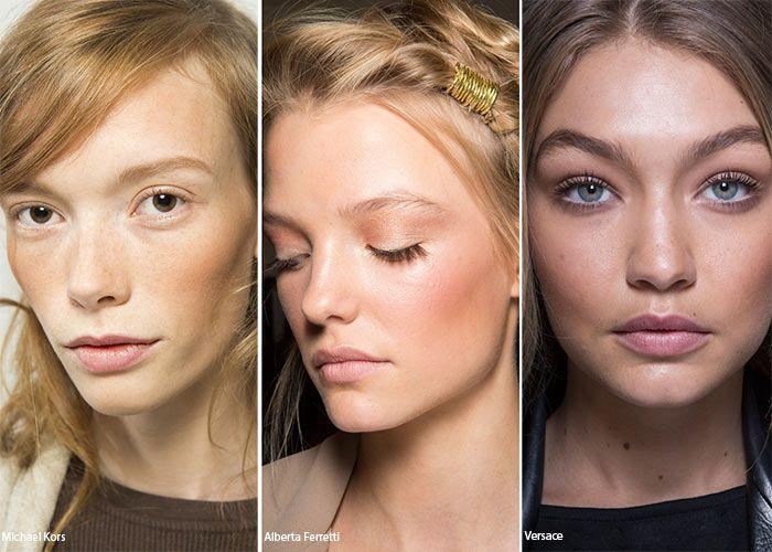 Fall/ Winter 2016-2017 Makeup Trends   Makeup trends, Makeup and ...