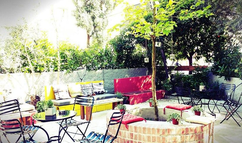 ArtTable | Αθήνα: 8 καταπράσινα cafe για την άνοιξη