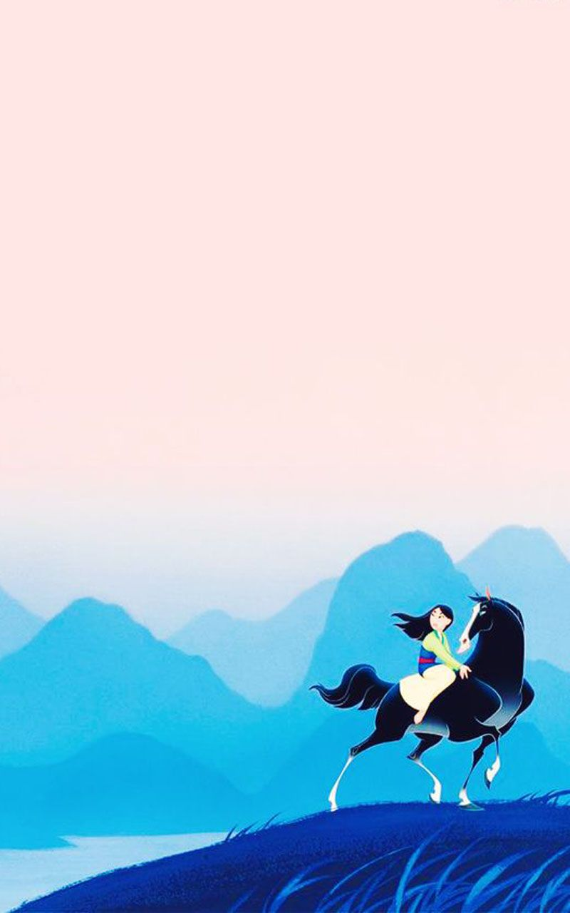 Mulan 4k Wallpaper Mulan Disney Disney Art Disney Wallpaper