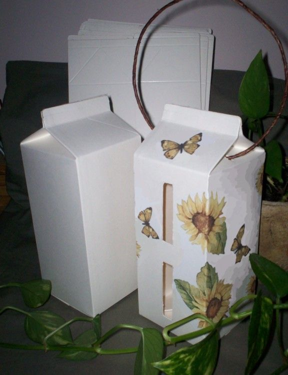 make butterfly houses with 12 gallon milk cartons decorate your own butterfly house 12 - Decorate Your Own House
