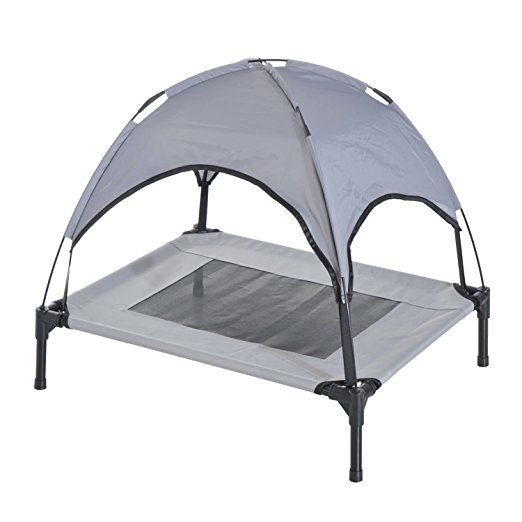 Dog Bed Elevated Large Big Beds Foldable Outdoor Cot Tent Canopy Shelter Instant - House Deals  sc 1 st  Pinterest & Dog Bed Elevated Large Big Beds Foldable Outdoor Cot Tent Canopy ...
