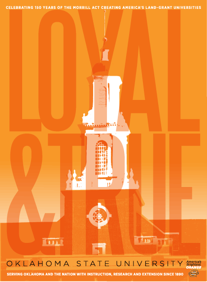 oklahoma state university spirit posters see below for frame able spirit art for osu departments buy them from osu okcs printing and mailing office