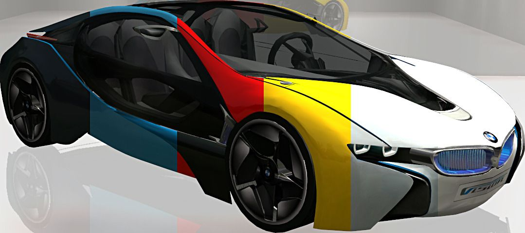 Ho Ho Ho! It\'s FP\'s 2009 BMW EfficientDynamics Concept for The Sims ...