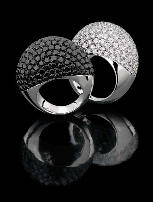 a5237838363 Lightmoon Darkmoon Momussk Jewelry. Joyería De Diamante Negro