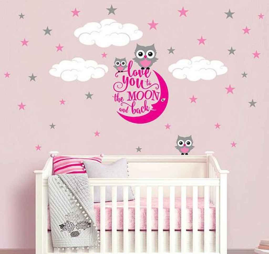 33 Adorable Nursery Room Ideas For Girl (19