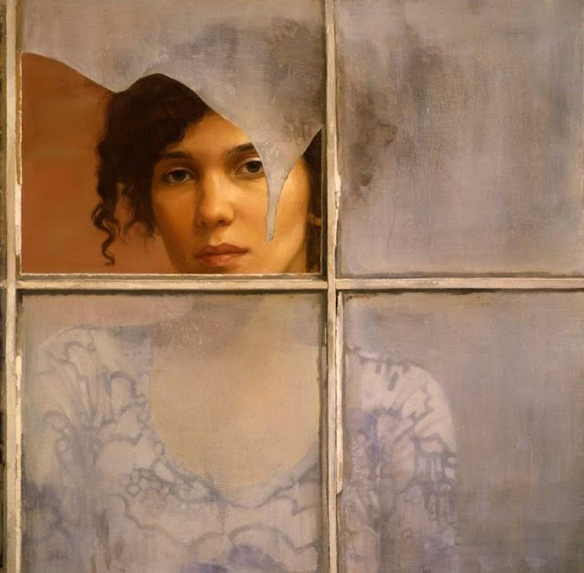 """Fine Art and You: American Figurative Painter- """"Sharon Sprung 1953"""""""