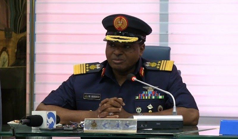 March Into The Future With Rugged Determination Air Chief Tells Personnel