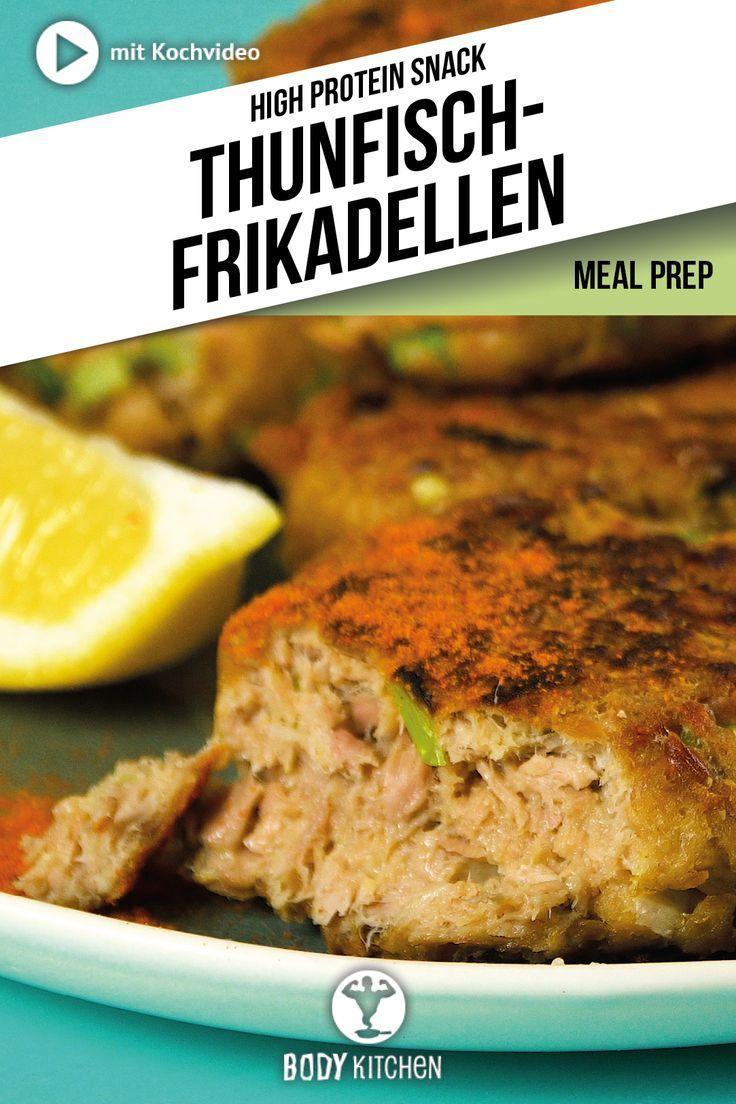 Photo of Tuna meatballs – fitness recipe from BODY KITCHEN