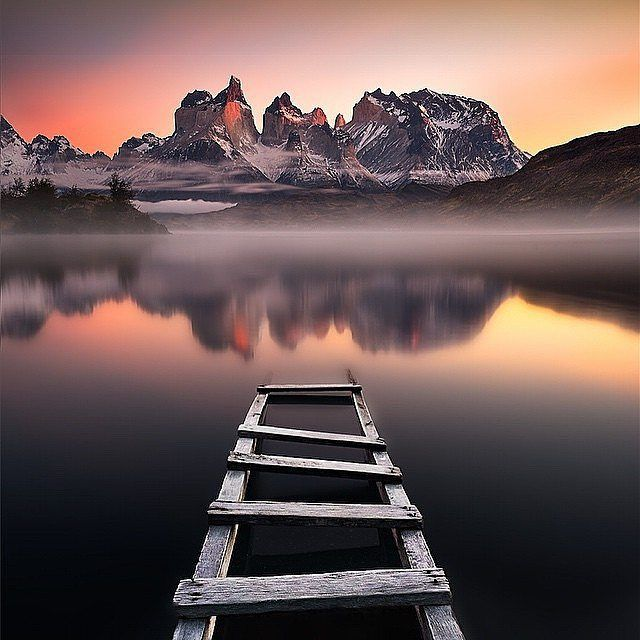 Torres del Paine Park, Chile Photo by @pepe_soho