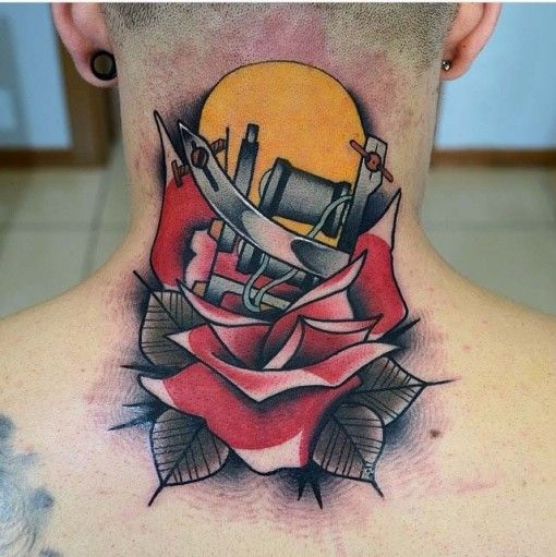 Tattoo Gun Tattoo | Best Tattoo Ideas Gallery | old school | Tattoos ...