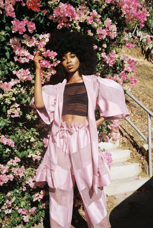 Meet The Online Concept Store Carrying Celebrities Favorite African Designer Brands African Design African Fashion Designers Model