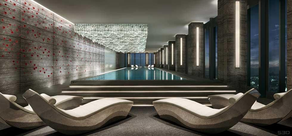 Farimont Nanjing Luxury Hotel Spas