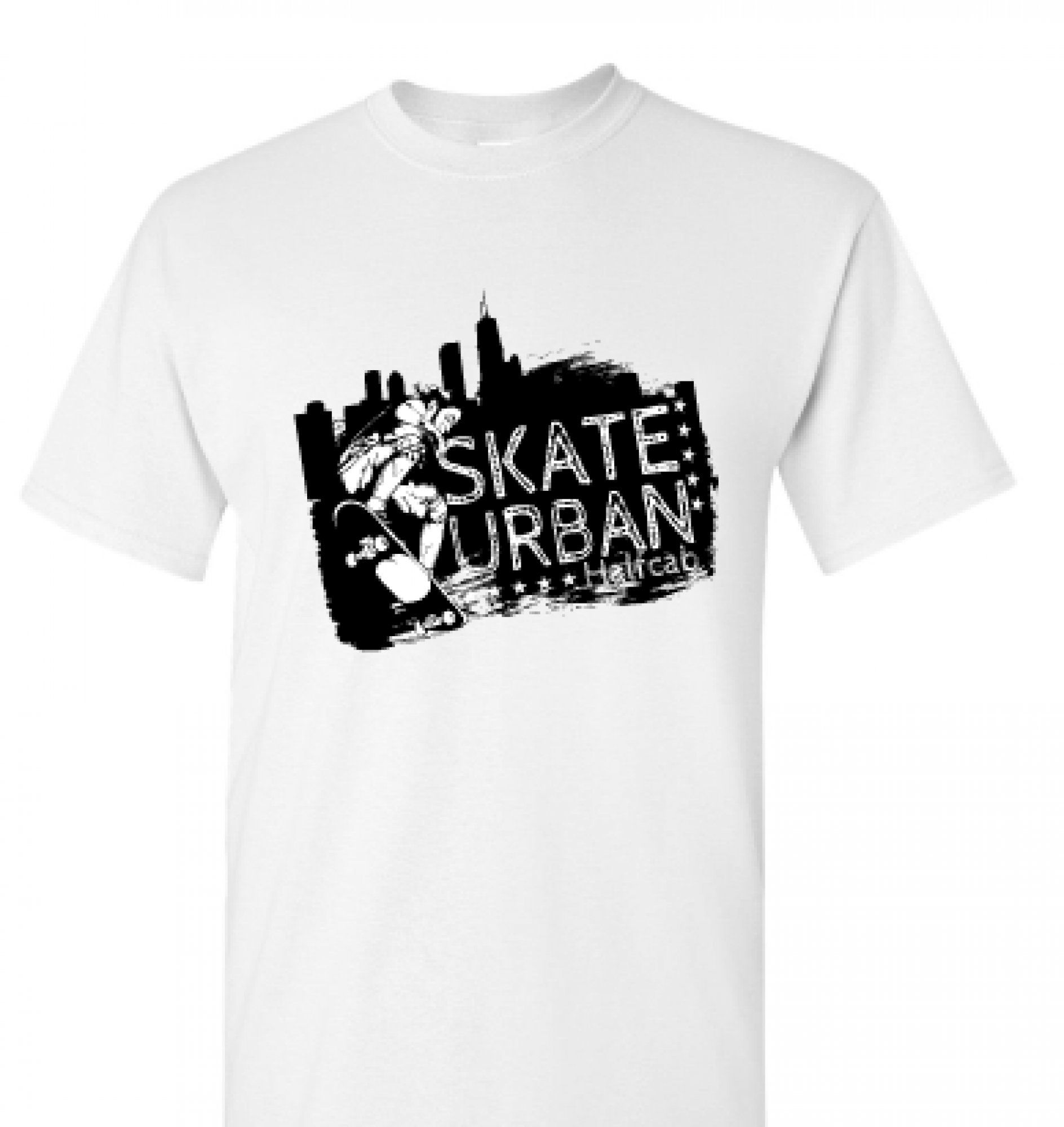 Camiseta Halfcab Skate Urban. www.halfcab.com.br