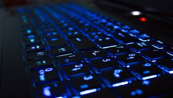 Lighting Keyboard Hd Wallpaper Computer Wallpaper Hd Technology Wallpaper Computer Keyboard