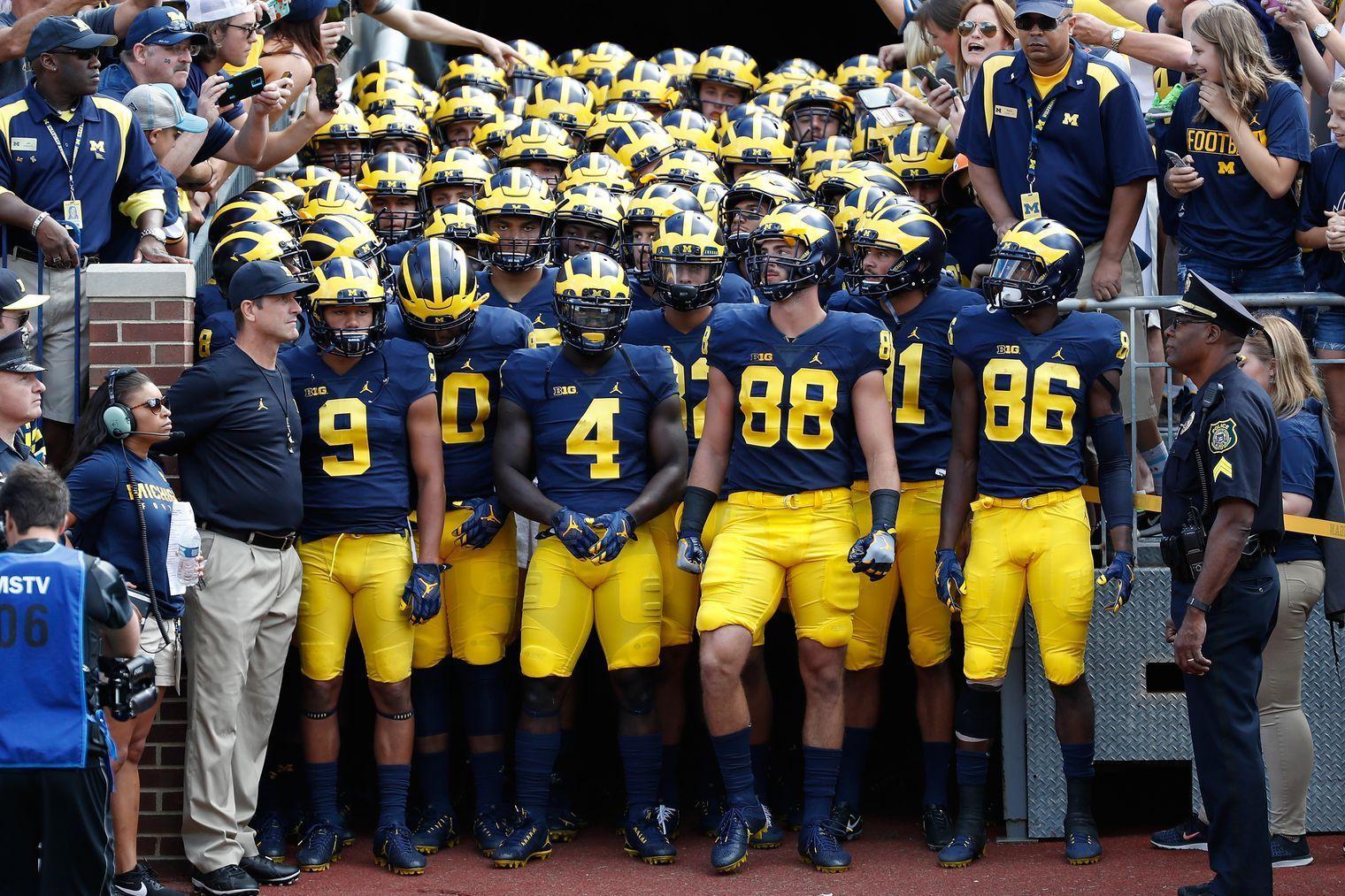 Michigan Football Recruiting 2018 LB Antwuan Johnson
