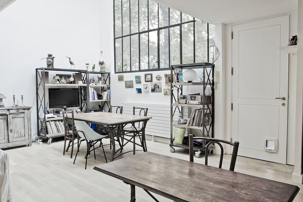 Picture Of vintage and industrial loft with much personality 1