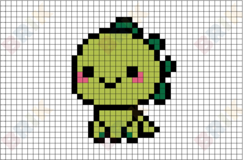 Pixel Arts Orgsancelikdemirsancom