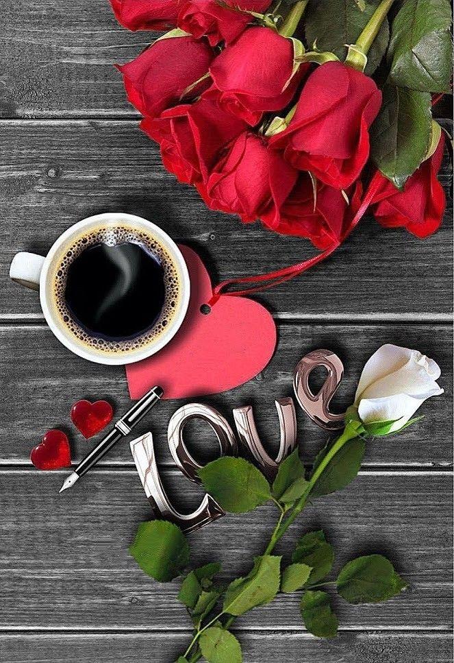 Pin By Ileana Popovici On Mis Flores Coffee Love Good Morning Coffee Coffee Art