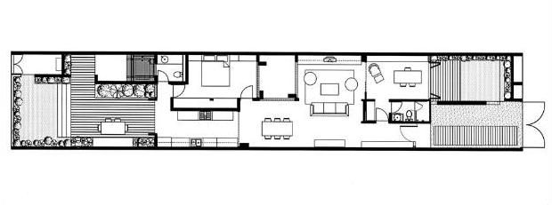 planning a minimalist house by small houses plans small home plans - Small Houses Plans