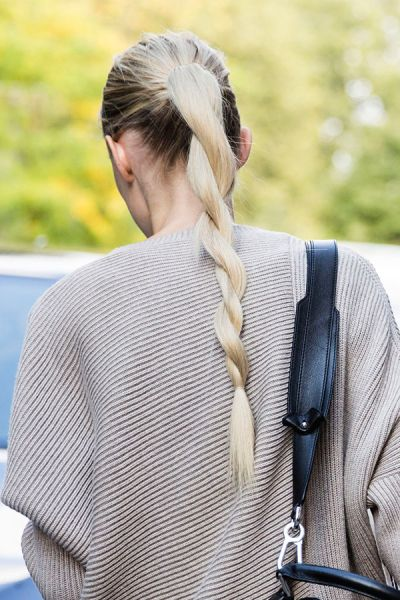 Ways to Get Your Hair Off Your Neck | StyleCaster