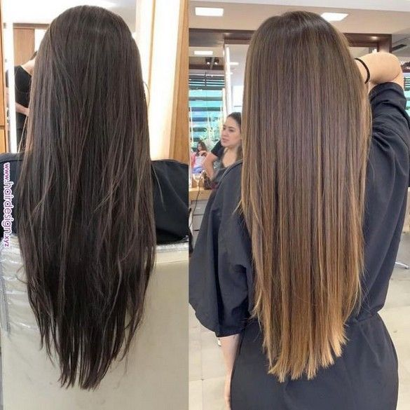 100 New Hairstyle And Color Ideas For 2019 Just Trendy Girls Page 10 Myblogika Com Hairdo For Long Hair Brown Hair Balayage Hair Styles