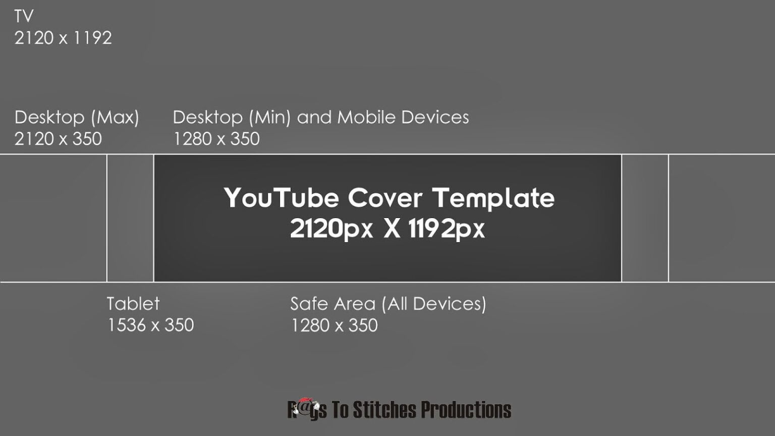 Youtube Banner Template Size Throughout Youtube Banner Template Size In 2020 Youtube Banner Template Banner Template Youtube Banners