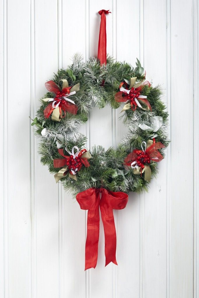 12 Unique DIY Christmas Wreaths (With images) Christmas