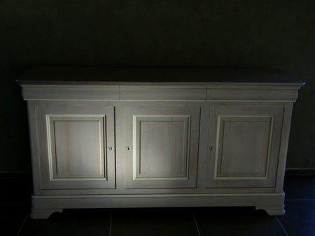 Comment moderniser des meubles Louis-Philippe en merisier - Comment Decaper Un Meuble