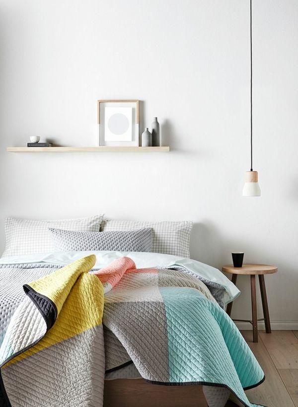 Das moderne Schlafzimmer komplett gestalten Patchwork