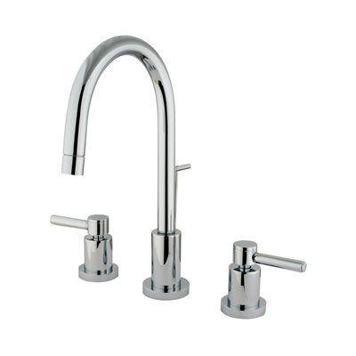 Elements Of Design Bathroom Sink Faucet Es895 Two Handle Mini