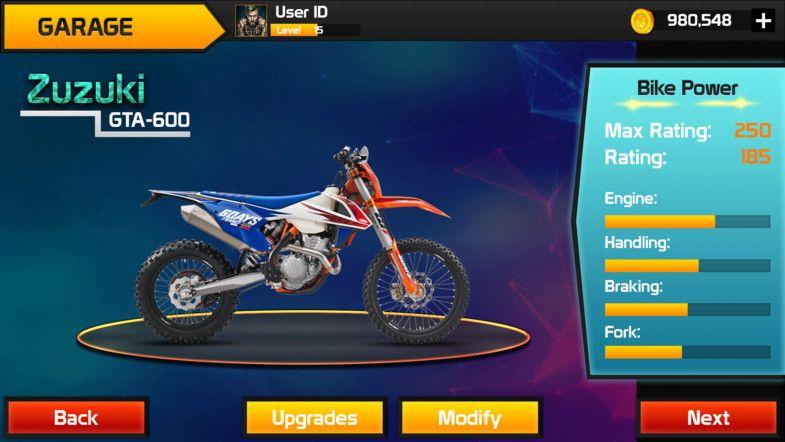 Bike Racing Graphics Cxs Gui Skin 11 Sponsored 3d Graphics Racing Bike Cxs Racing Bikes Bike Trips Motorcycle Tips
