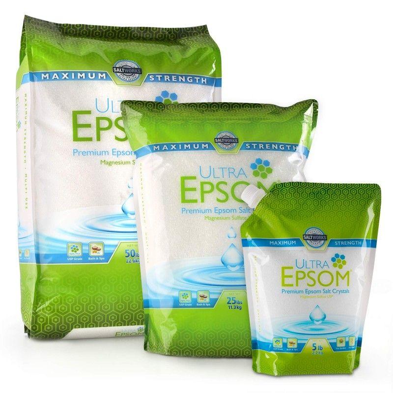 5 Amazing Epsom Salt Benefits & Uses Everyone Should Know