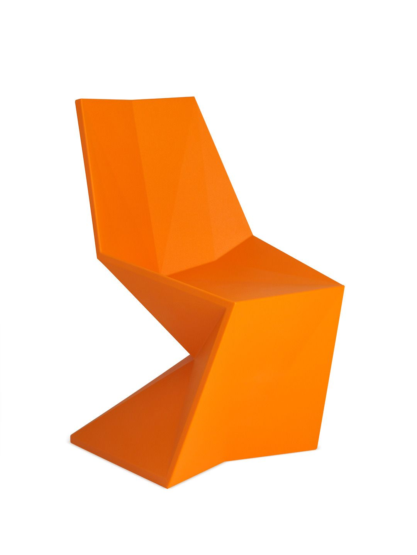 VERTEX CHAIR (Vondom)   Design: Karim Rashid, 2009   rotomoldeo ...