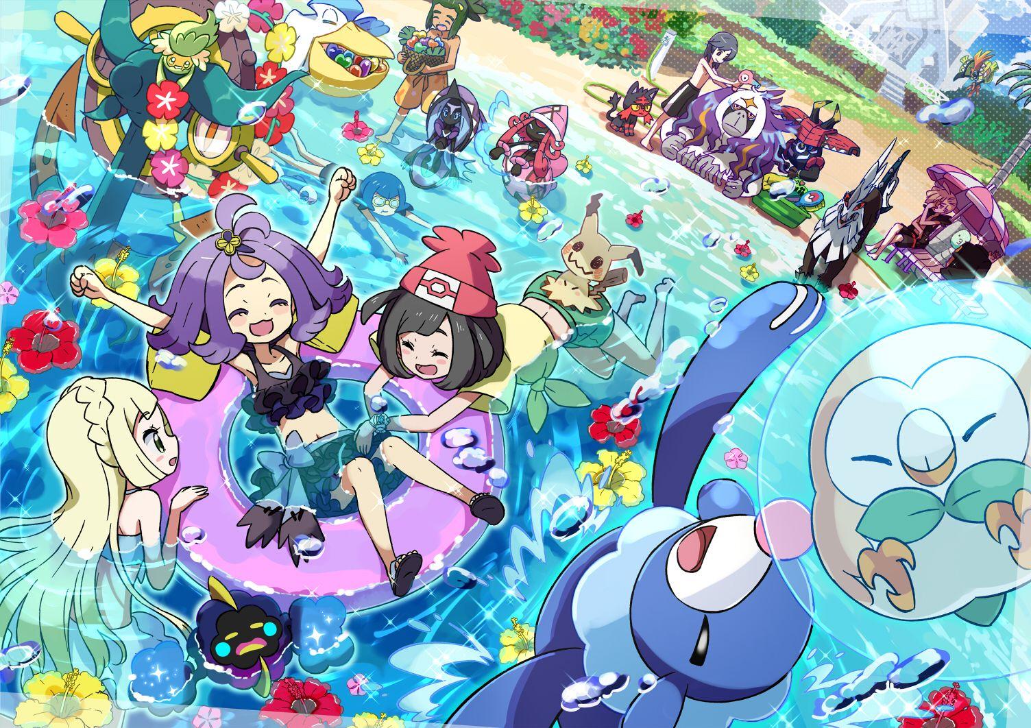 pok c3 a9mon sun moon full 2094568 jpg game pokémon gotta