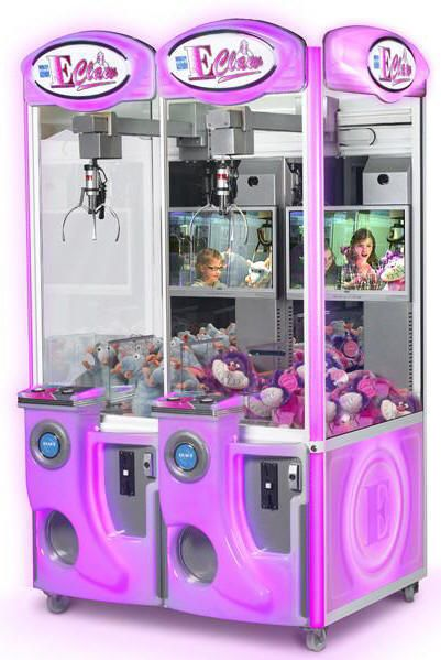 Claw Machines Arcade Crane Games For Sale E K Factory