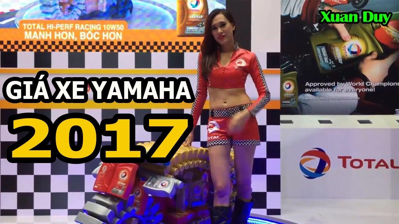 Giá xe máy Yamaha giảm mạnh sau Tết | Cập nhật giá bán xe máy Yamaha mới...
