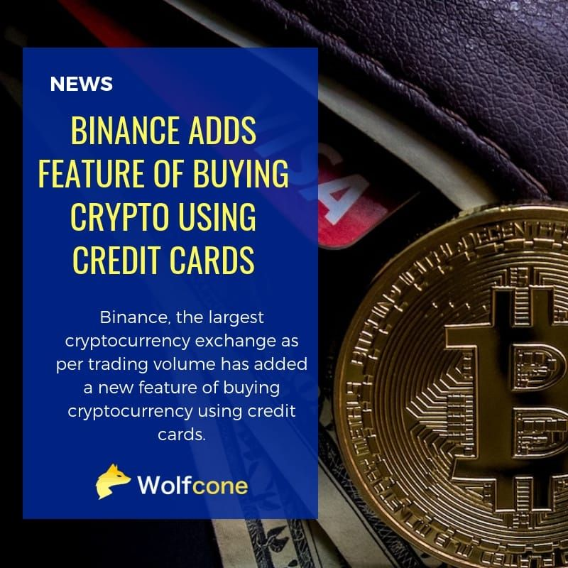 cryptocurrency exchange credit cards